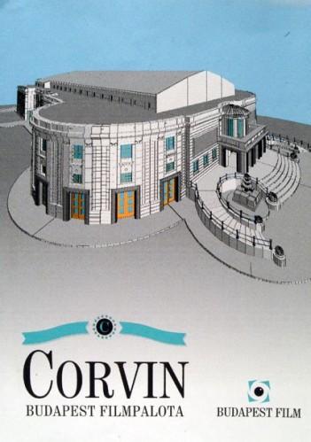 Corvin Színház anno